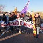 CCOO xifra en un 100% el seguiment en la vaga a la petroquímica
