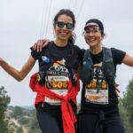 Prop de 1.000 persones prenen part a la 9a edició de la Marxa Castells del Baix Gaià