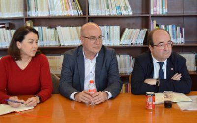 Iceta saluda el trasllat a Tarragona del pla de la seguretat química