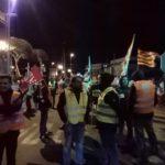 Tarragona viu la primera vaga general de la indústria química en la seva història