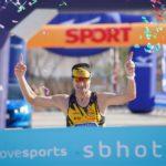 Héctor Franco i Agathe Braud-Zilberstein guanyen la Marató de Tarragona
