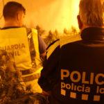 La Policia de Roda desmantella una plantació indoor de marihuana en un habitatge d'ocupes
