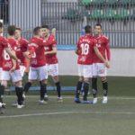 El Nàstic empata el darrer partit contra el UE Cornellà