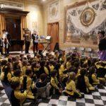 L'Escola de Música de la Diputació treballa l'educació musical amb setze escoles de la demarcació