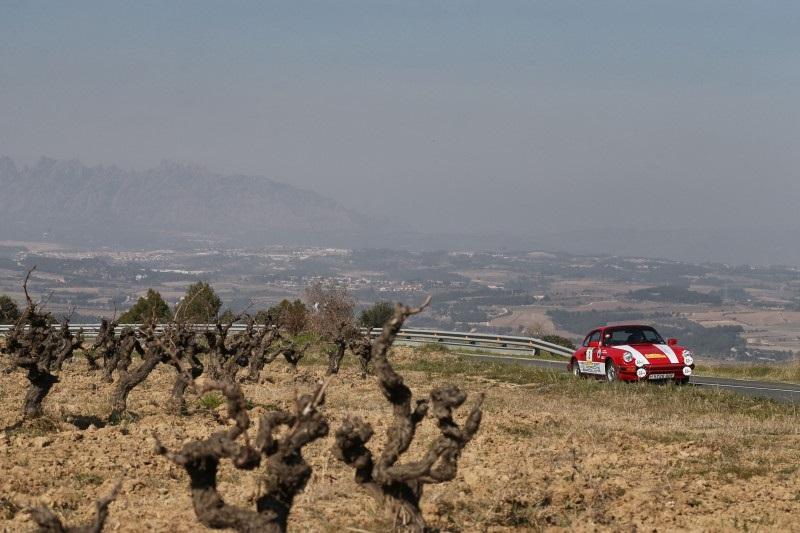 El Rally Catalunya Històric inclourà trams del RallyRACC i tindrà la seva base a Salou