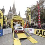 El Rally Catalunya Històric comença a rodar