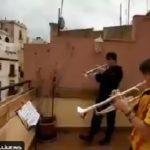 L'Amparito omple de so els carrers de Tarragona