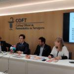 El Col.legi de Farmèutics de Tarragona suspèn activitats pel temor al coronavirus