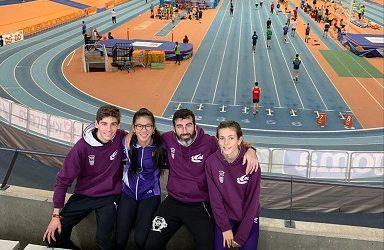 El Club Atletisme Tarragona present a XLII Campionat d'Espanya Sub18 en pista coberta