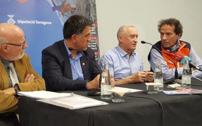 L'alpinista polonès Krzysztof Wielicki omple l'Auditori de la Diputació amb les seves experiències 'vuitmilistes'
