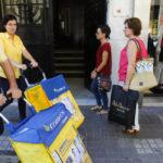 Els carters de Tarragona diuen prou i demanen protecció davant el coronavirus