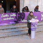 La manifestació feminista del 8-M de Tarragona reivindicarà la sororitat
