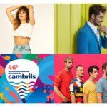 Aitana, Manel i David Bisbal actuaran al Festival Internacional de Música de Cambrils
