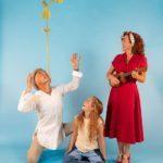 Dàmaris Gelabert porta la seva felicitat al Teatre Auditori del Morell