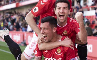 El Nàstic es pren la revantxa de Castelló