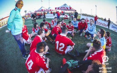 Suspesa la tercera fase de LaLiga Genuine Santander