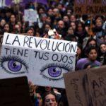 8-M: Clam feminista a Tarragona per exigir la igualtat