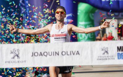 Camilo Santiago marca un nou rècord a la Mitja Marató de Cambrils