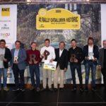 Ruben Maes-Michel Périn, vencedors del 4t Rally Catalunya Històric