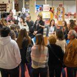 Prop de 500 persones visiten la URV en la primera Jornada de Portes Obertes