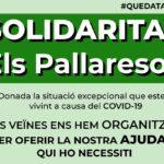 Els Pallaresos i Prades creen grups de suport als necessitats davant el coronavirus