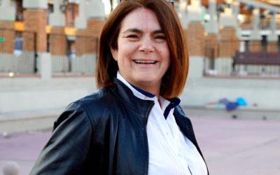 8-M, Paula Varas: 'Enderrocant murs de formigó'