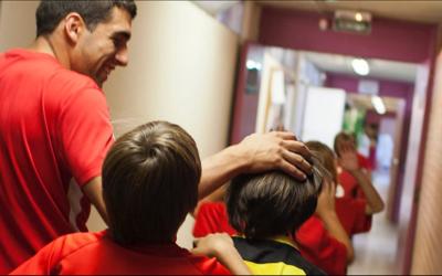 Les beques 'Futbol per a tothom' creixen per quart any consecutiu