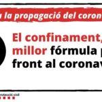 Comunicat de l'alcalde de Creixell sobre el coronavirus