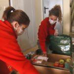 Creu Roja Tarragona incrementa un 150% les entregues d'aliments a famílies