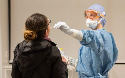 Els rebrots esclaten a les estadístiques i fan pujar en 19 els afectats per coronavirus a la demarcació