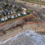 Les obres d'emergència per reparar els danys del Gloria comencen la setmana vinent