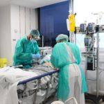 Les morts diàries per coronavirus a Espanya tornen a pujar amb 331 defuncions en les últimes 24 hores