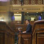 Sánchez situa a la segona quinzena de maig l'inici d'una desescalada 'gradual' del confinament
