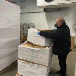 L'Estat envia 180.000 mascaretes a la província de Tarragona per ser repartides al transport públic