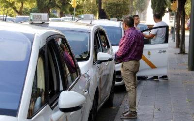 Baixa prop d'un 90% l'activitat dels taxistes a Tarragona, que esperen ajudes de l'administració