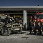 L'Exèrcit arriba als Pallaresos per desinfectar espais públics municipals