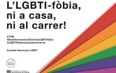 L'Ajuntament d'Altafulla se suma a la Declaració contra l'homofòbia