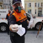 L'heroïcitat dels voluntaris de Protecció Civil