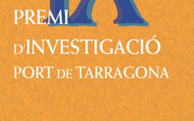 Convocat el IX Premi d'Investigació del Port de Tarragona