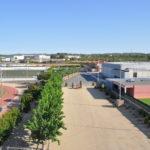 Les instal·lacions de la Zona Esportiva de Torredembarra romanen tancades