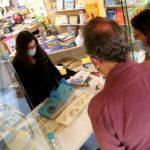 L'alt volum de vendes dona oxigen a les llibreries en els primers dies de desconfinament