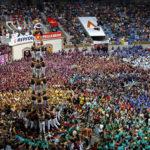 L'Ajuntament de Tarragona i la Coordinadora de Colles Castelleres celebren els deu anys de castells com a Patrimoni Mundial