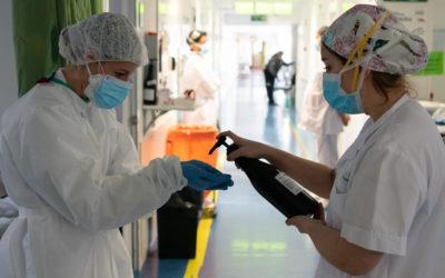Sanitat registra 852 nous positius per covid-19 a Espanya i 28.403 morts, dos més que dijous