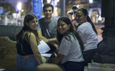 La consellera de Joventut dóna forma a la programació de l'Estiu Jove