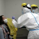 Forta caiguda de la mortaldat per coronavirus a Espanya