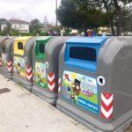 Comença la instal·lació dels nous contenidors a Roda de Berà