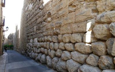 L'Ajuntament proposa la restauració de la muralla començant pel Roser i amb una dotació de 140.000€