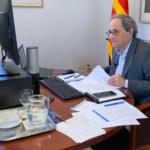 Quim Torra: 'L'accident d'IQOXE ha evidenciat que cal una presa de decisions'