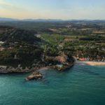 El Càmping Trillas Platja Tamarit, un dels pocs que obre el dilluns a la Costa Daurada
