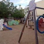Traslladen el parc infantil de la Caputxeta cap al pati de les antigues escoles Teresa Manero